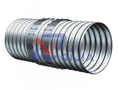 钢波纹管涵伸缩装置